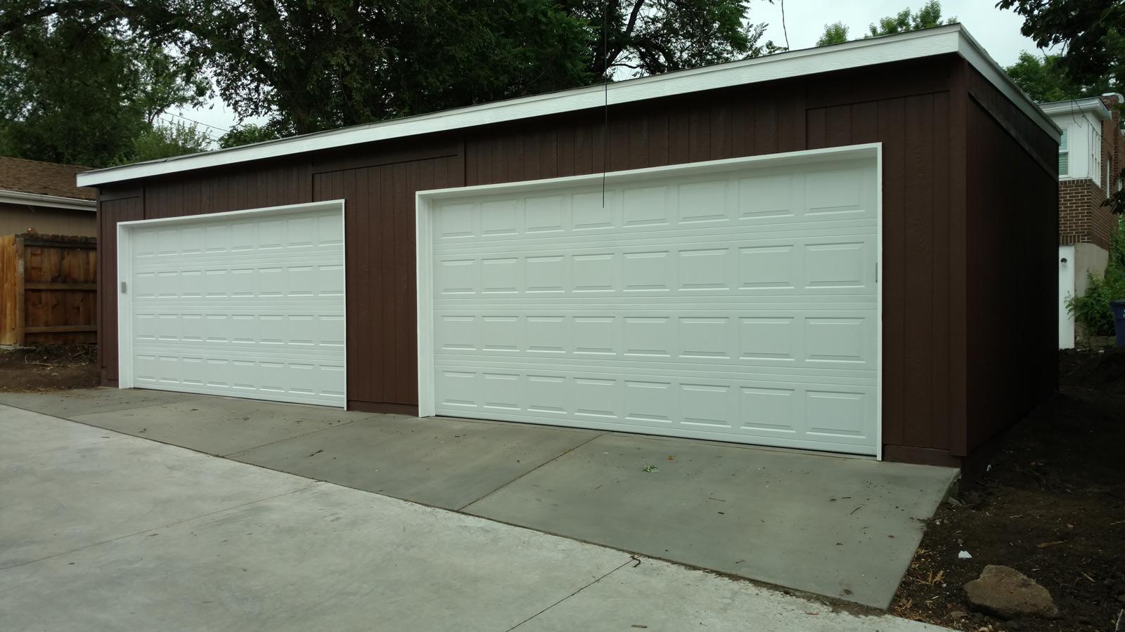 Custom Garage Builders Detached Garages Denver