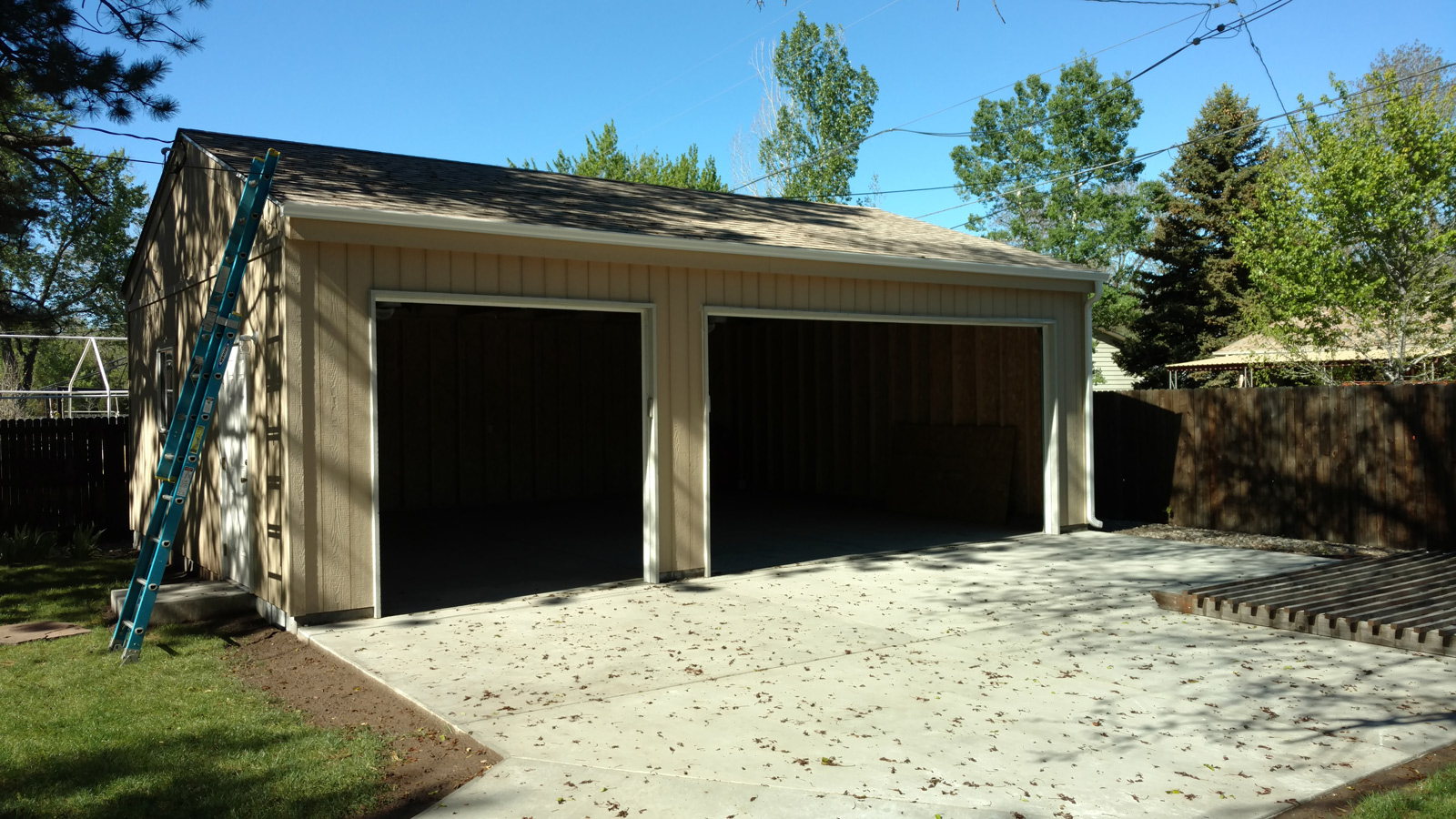 Custom Garage Builders Detached Garages Denver